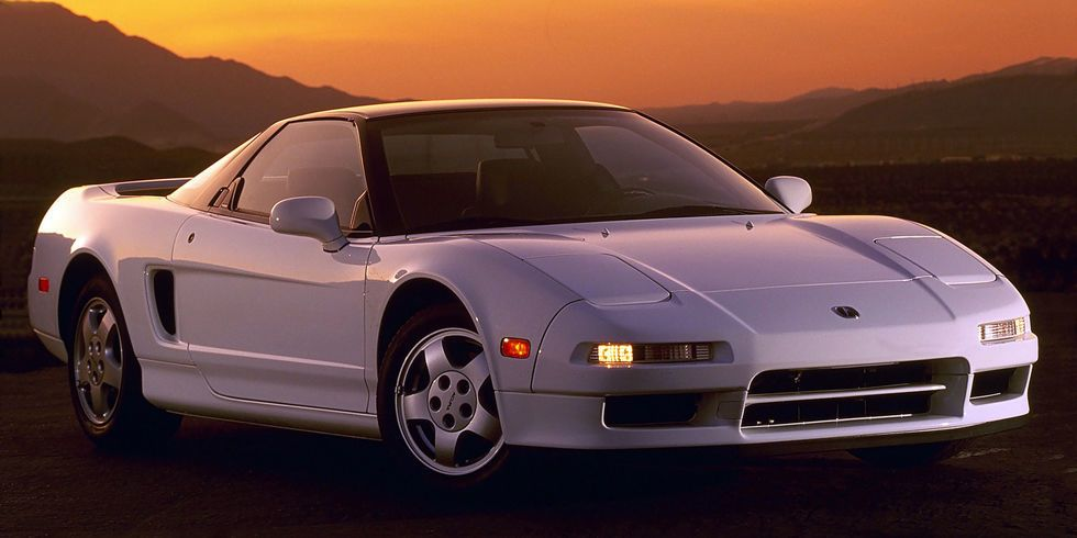 Charming Acura NSX (1991 2005)