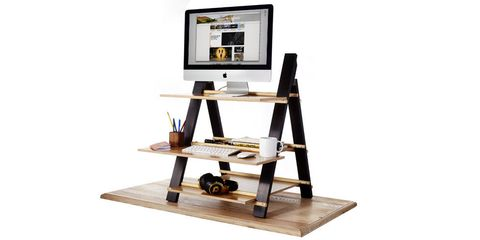 How To Build a Stand-Up Desk