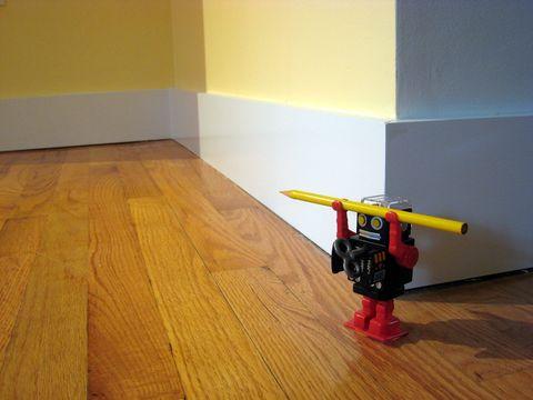 Wood, Floor, Yellow, Flooring, Hardwood, Wood flooring, Laminate flooring, Toy, Wood stain, Beige,