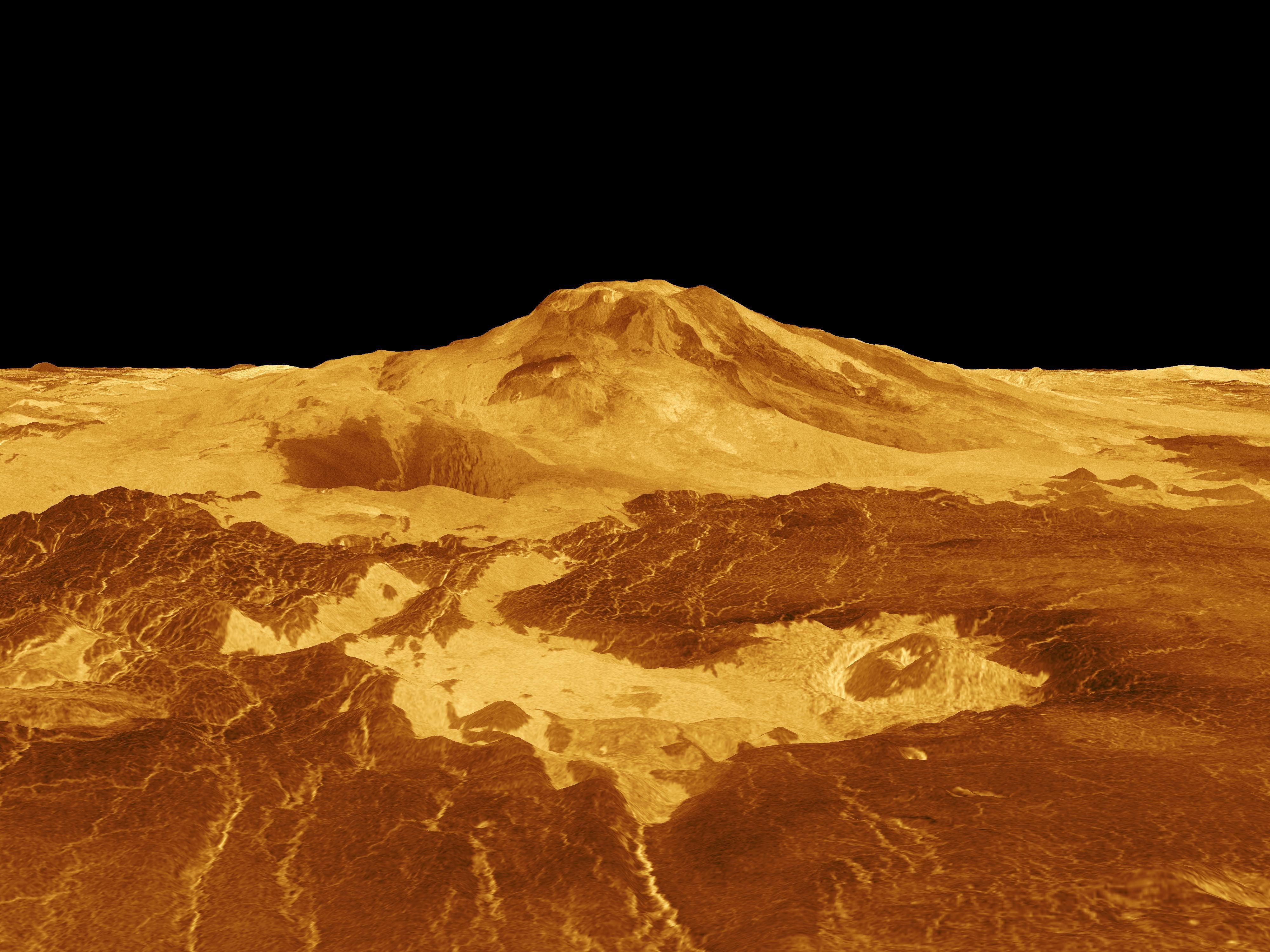 Japan's Long Lost Venus Probe May Boom Back to Life