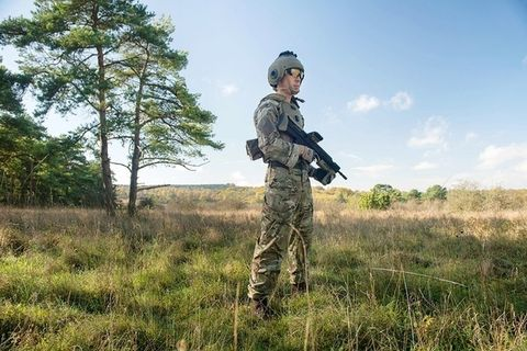 Soldier, Military person, Military uniform, Military camouflage, Army, Cargo pants, Camouflage, Marines, Military organization, Military,