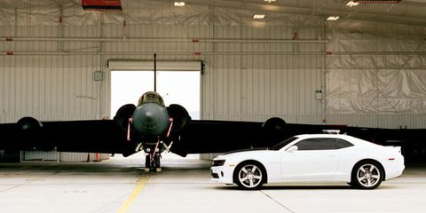 Chasing The U 2 Spy Plane In A Pontiac GTO