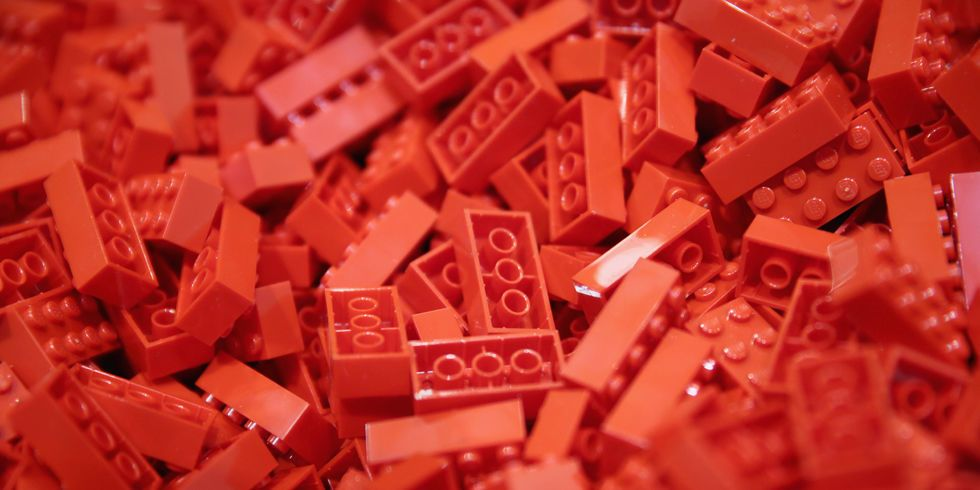 10 Surprising Facts About LEGO