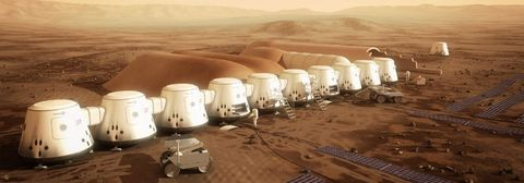 """Mars One offers one-way trips to the Red Planet, funded by broadcast advertising revenue brought in by its proposed reality show. The organization plans to use a series of missions starting in 2020 both to build up infrastructure and prove its technology before sending the first manned crew in 2026. From everything we can tell, it's a total scam.  Vegas odds: 15:1. """"If they do any of the stuff they claim they will, the group would be a huge sleeper."""""""