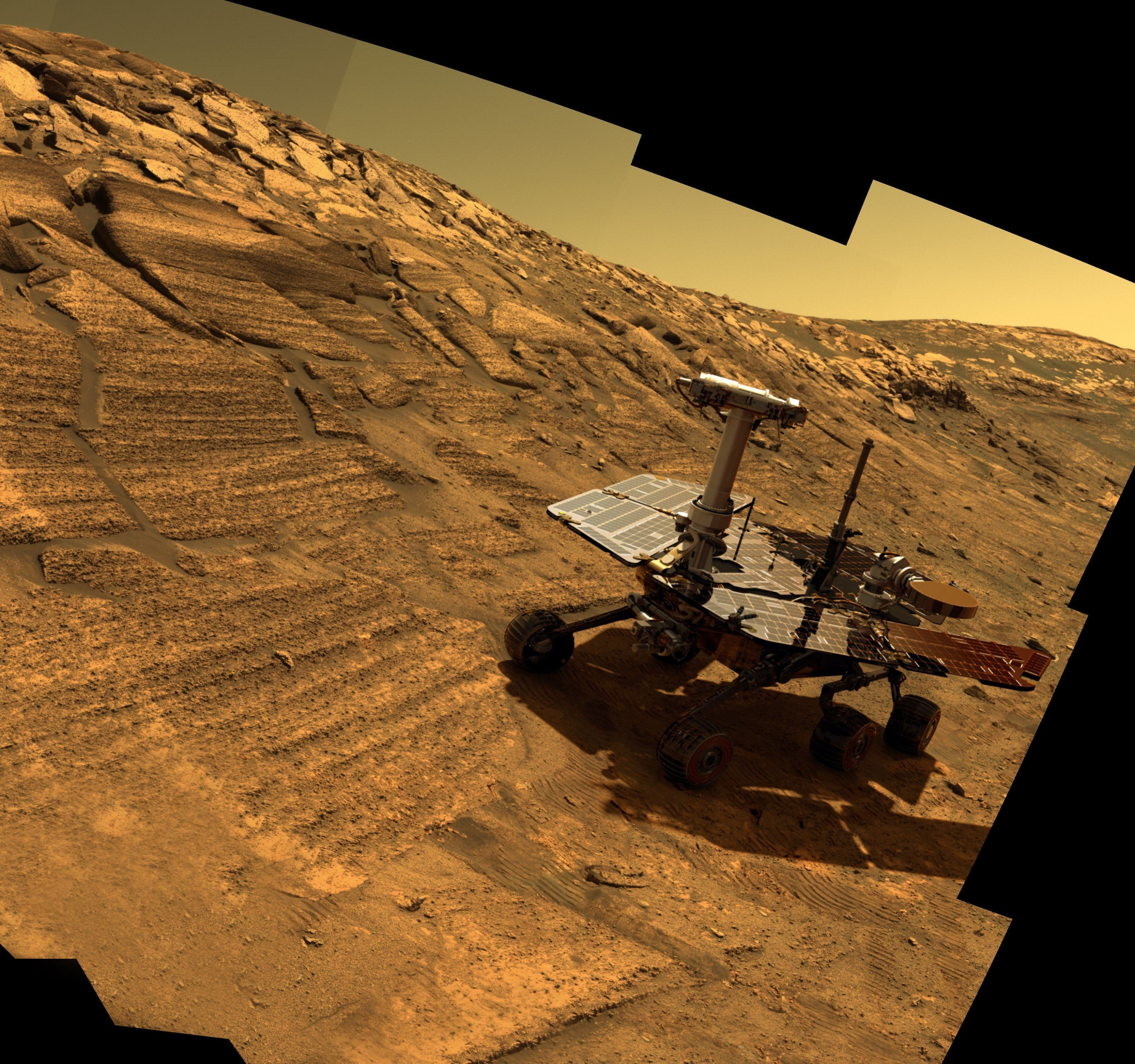 Why NASA's Mars Missions Last Long After Their Expiration Dates
