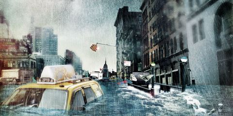 What Would Happens if a Super Storm Hit New York City?
