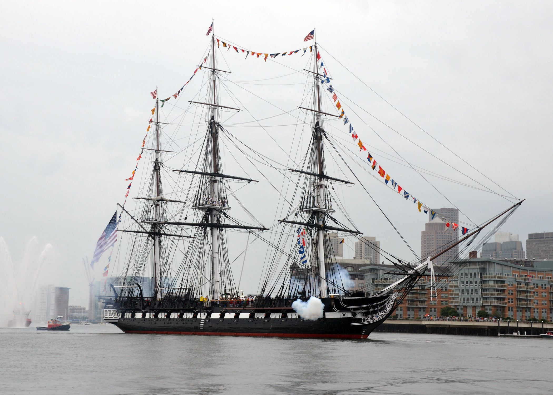 The Only Ship Left in America's Fleet That Actually Sunk an Enemy