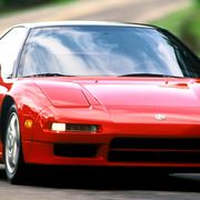 """<p>As Honda's <a href=""""http://www.roadandtrack.com/new-cars/road-tests/reviews/a6900/long-term-exotic-1991-acura-nsx/"""">mid-engined marvel</a>, what the NSX lacked in power, it made up in style.</p>"""