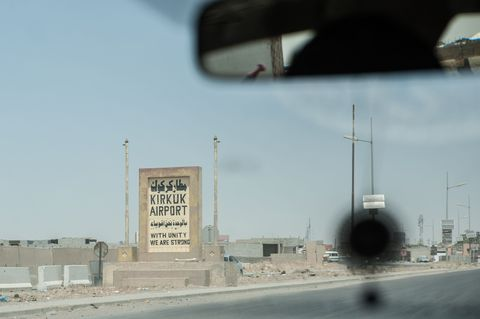 <p>Kirkuk Air Base in northeast Iraq has changed hands twice in the last four years: first in a planned, formal handover, and then in a seizure amid the chaos of war.</p><p>The Kirkuk Province is a strategically important entry point into the Iraqi portion of Kurdistan, a region overlapping parts of Iraq, Iran, Syria, and Turkey, populated mostly by members of the Kurdish ethnic group. Throughout most of the war in Iraq, the 506<sup>th</sup> Air Expeditionary Group flew combat missions from the base, where they also trainrf Iraqi Air Force pilots. Around 5,000 U.S. soldiers served at Kirkuk until 2011, when the U.S. military turned over the air base to the Iraqi military.</p>