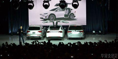 The Tesla Model X Isn't Revolutionary, It's Iterative