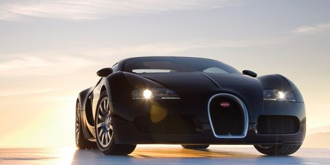 "<p>Top speed: <a href=""http://www.roadandtrack.com/car-culture/videos/a26294/bugatti-veyron-top-speed-key/"">254.04 mph</a></p><p>What other car can boast a 254 mph top speed and a super luxurious cabin like the Veyron's?</p>"