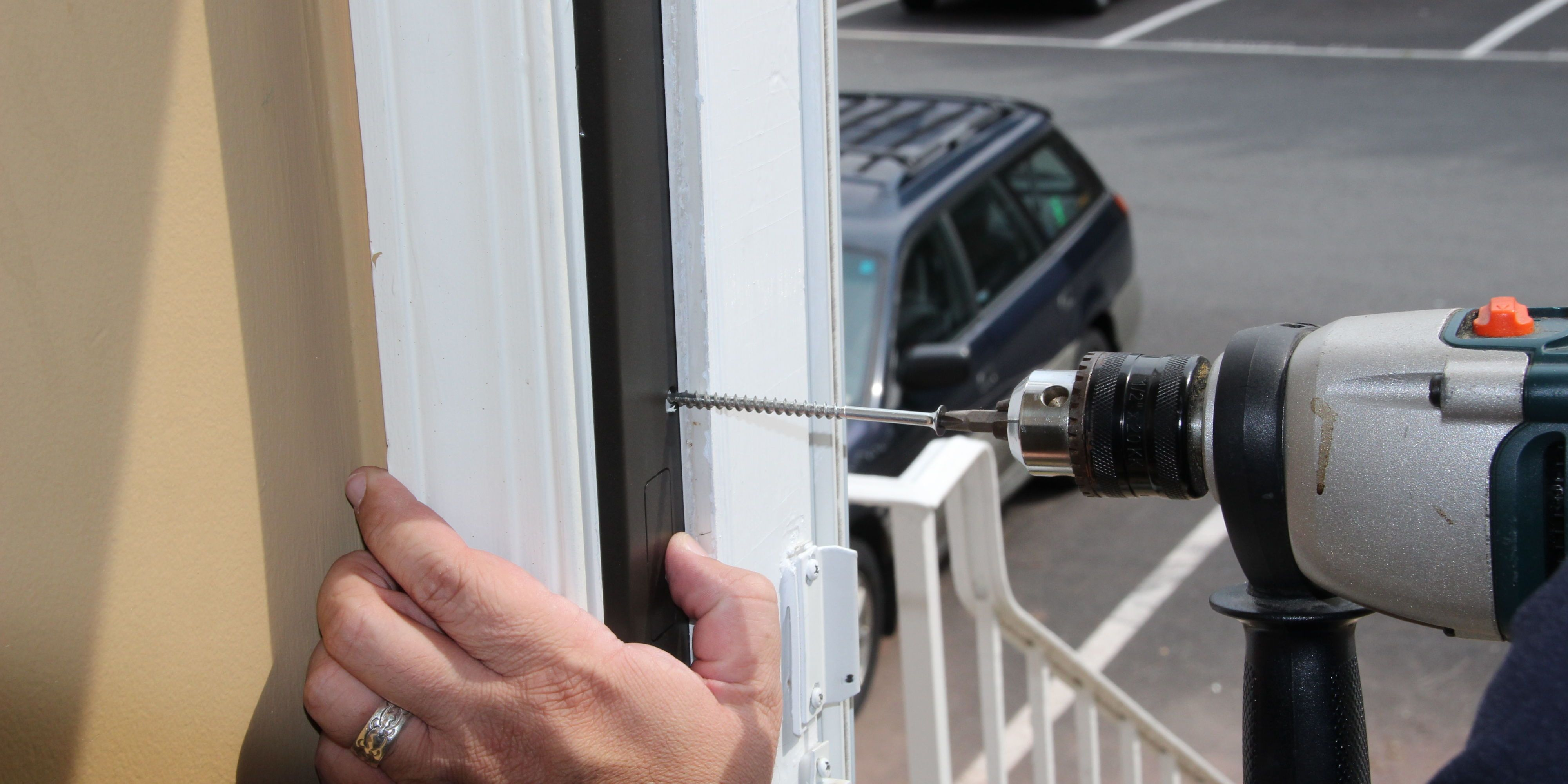 By Brett Martin & 8 Simple Ways to Burglar-Proof Your Home