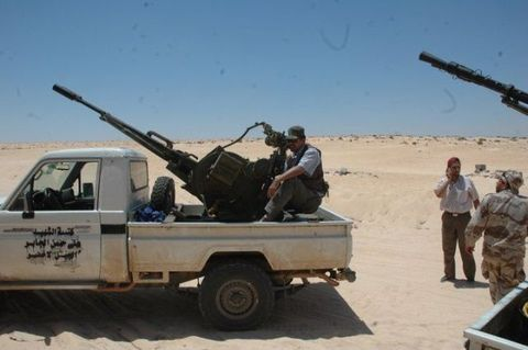 No, Toyota Is Not Supplying ISIS With Pickup Trucks