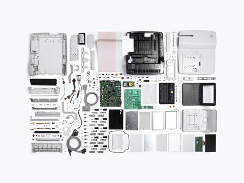 Product, White, Technology, Electronic device, Electronic component, Circuit component, Electronics, Parallel, Rectangle, Computer hardware,