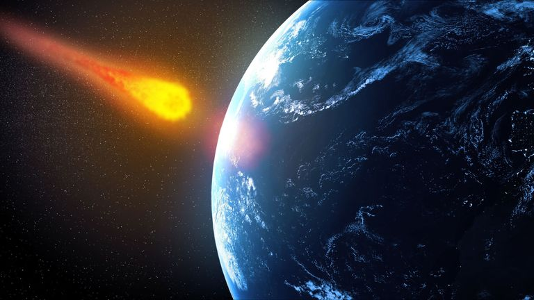 A Massive Asteroid Will Whiz By the Earth on Halloween