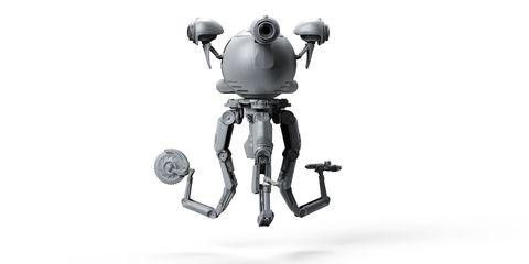 Animation, Machine, Graphics, Robot, Illustration, Drawing,