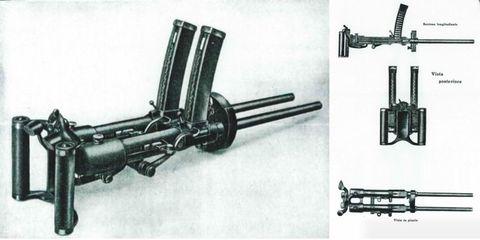 forgotten weapon the delightfully impractical villar perosa double