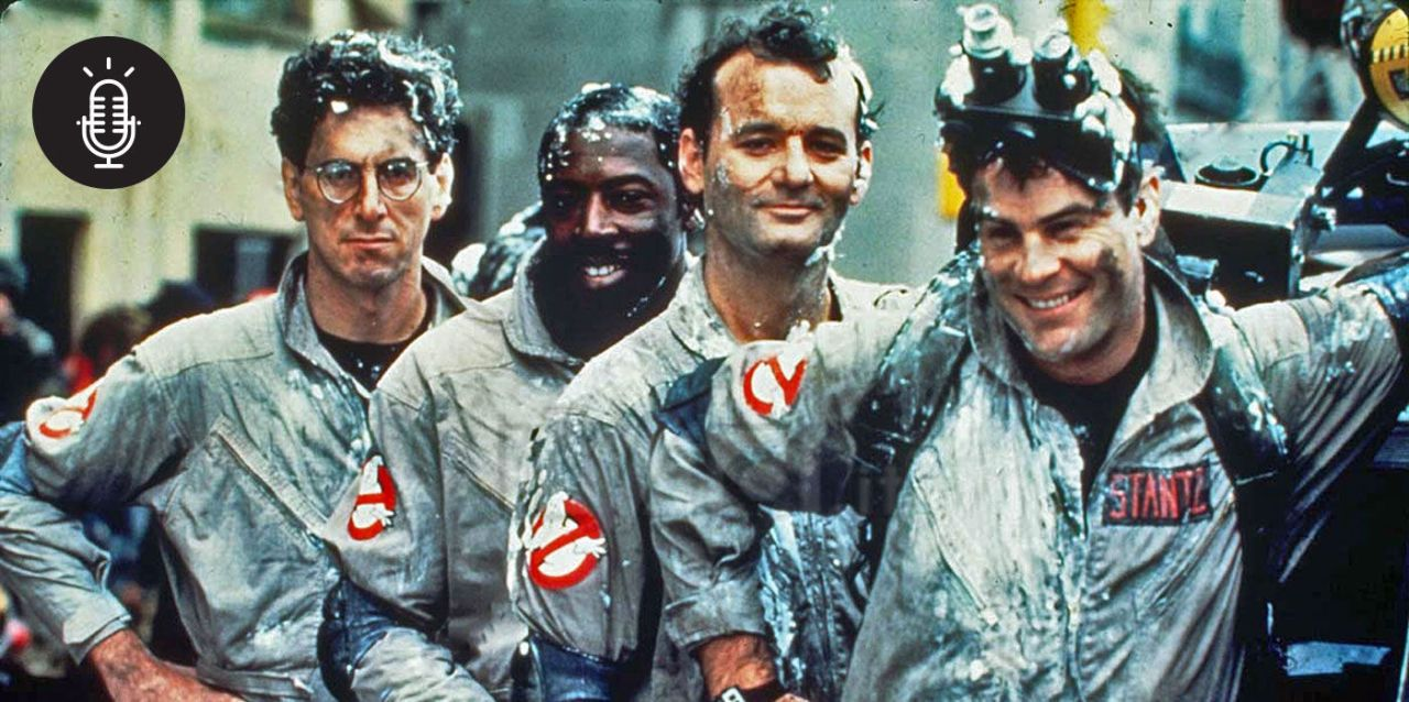 How Your World Works Podcast: The Special Effects Behind 'Ghostbusters'