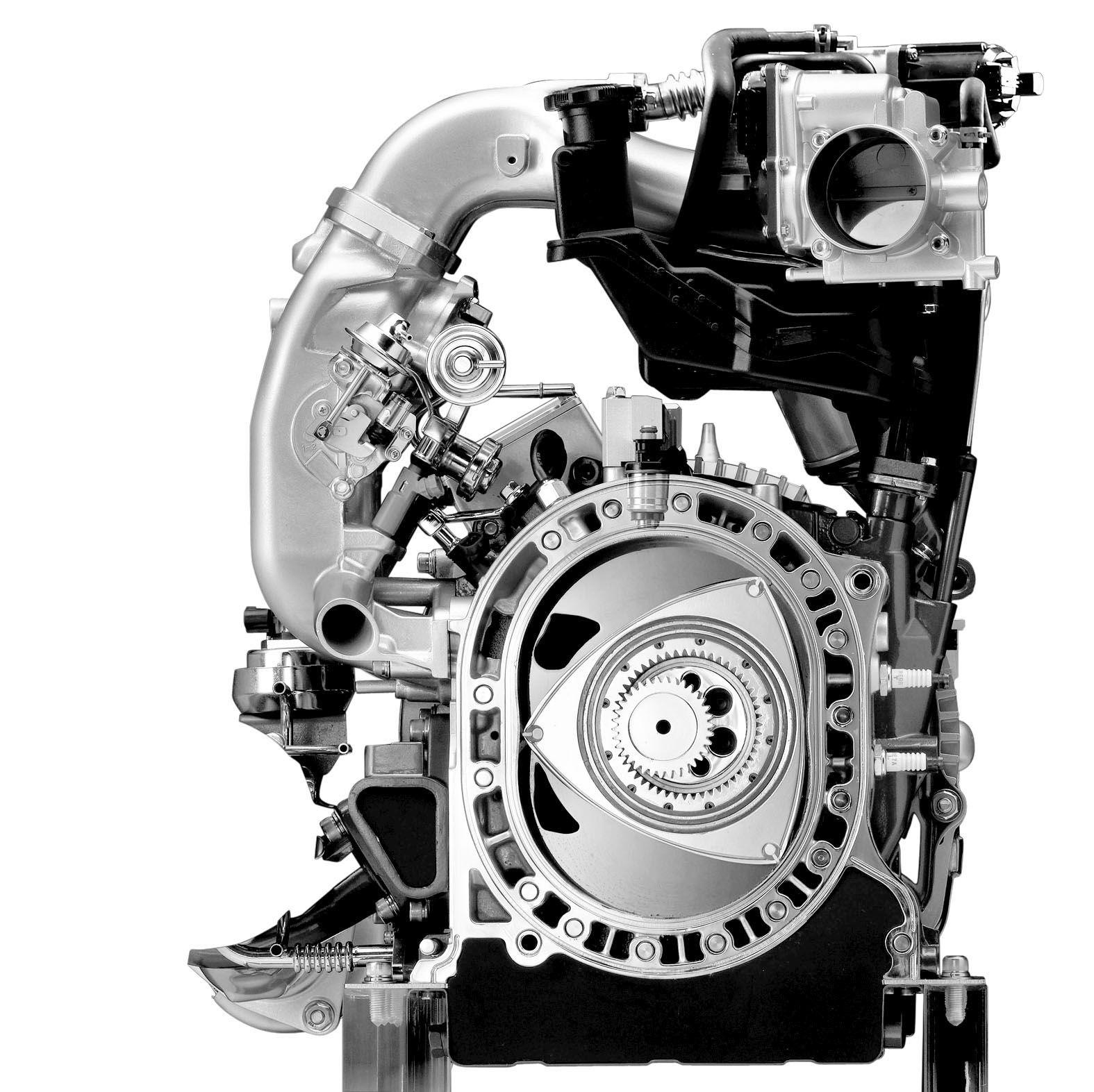 mazda wankel rotary engine how the rotary engine works rh popularmechanics com Mazda RX-8 Rotary Engine Problems Mazda RX-8 Rotary Engine Problems
