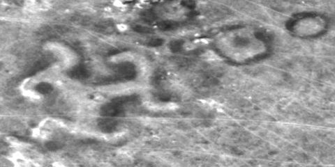 NASA Captures New Satellite Pictures of Mysterious Ancient Earthworks