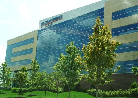 Commercial building, Headquarters, Urban design, Lawn, Company, Corporate headquarters, Landscaping,