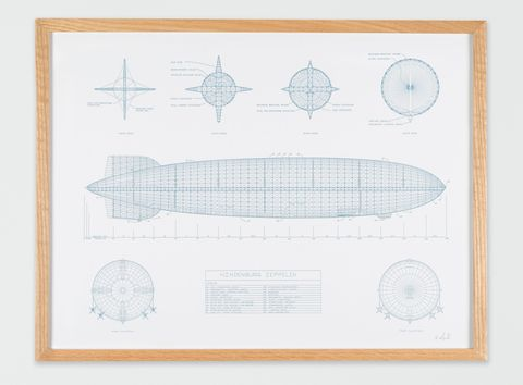 Airship, Parallel, Paper, Diagram, Illustration, Rectangle, Circle, Drawing, Paper product, Water transportation,