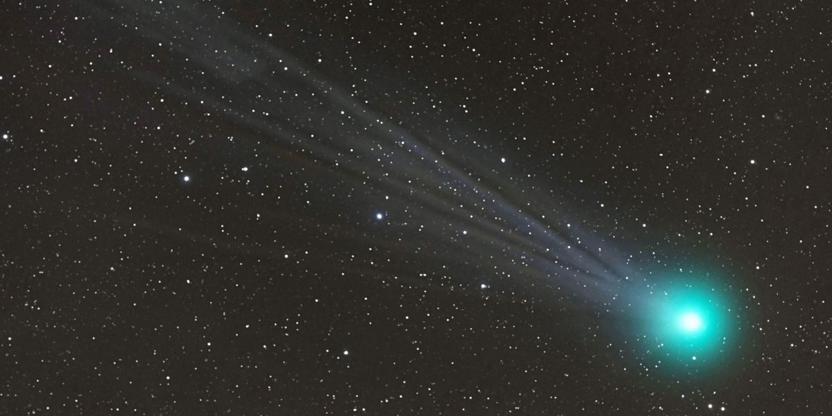 You may get to see a new comet with only the naked eye