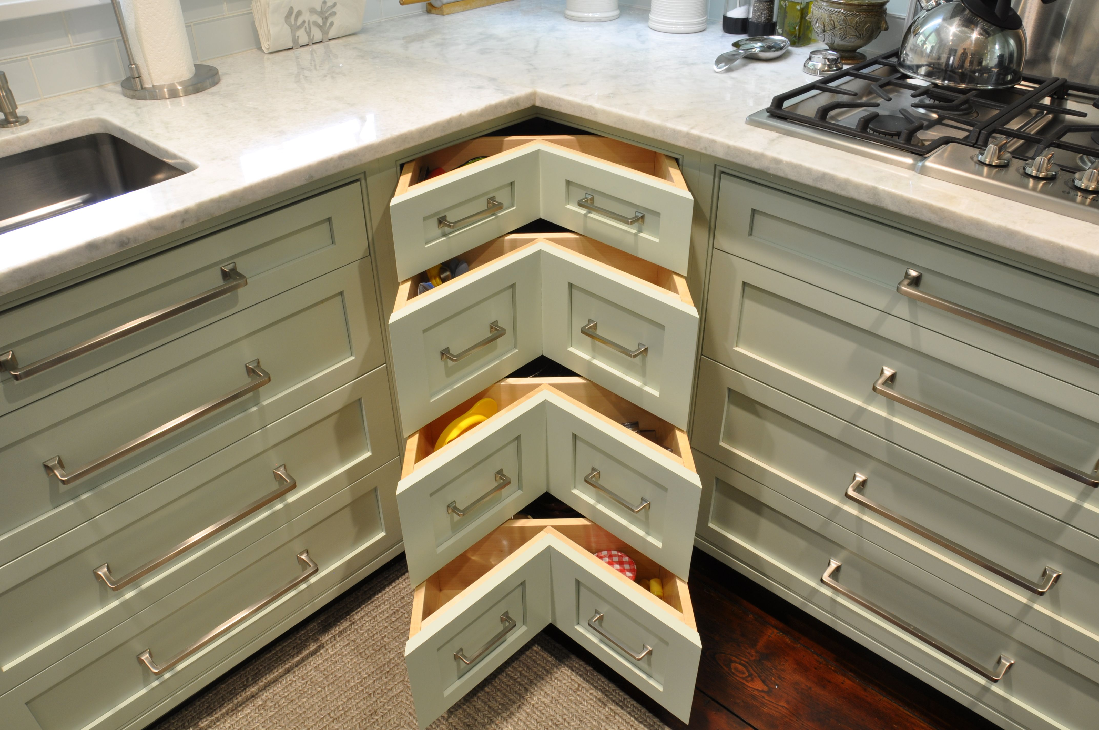 to way of the slides step drawers house hanging easy img how drawer cupboard install attach