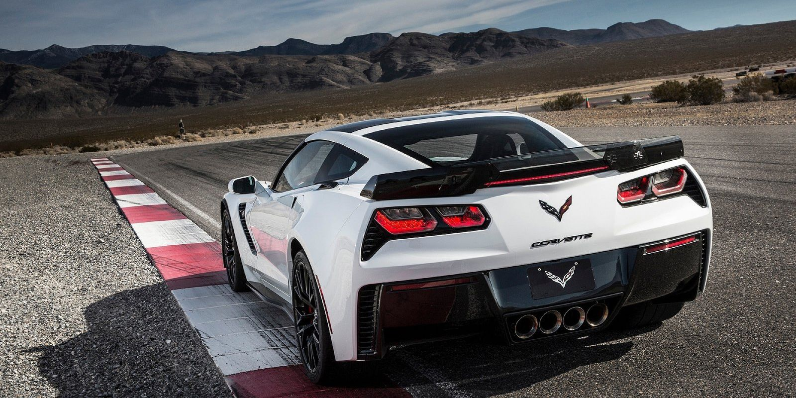 """<p>If you have access to a track and intend to take advantage of it regularly, buying <a href=""""http://www.roadandtrack.com/new-cars/first-drives/reviews/a22861/2015-chevrolet-corvette-z06-first-drive-review/"""">a faster version of the new Corvette</a> makes sense. If you don't, 650 horsepower is quite a lot of power. Good luck resisting the temptation to use it once you know you have it. The cops won't understand that excuse.</p>"""