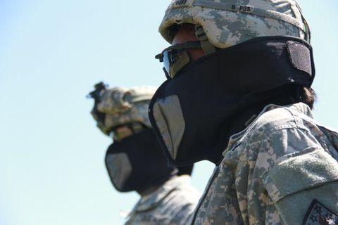 Army ski mask