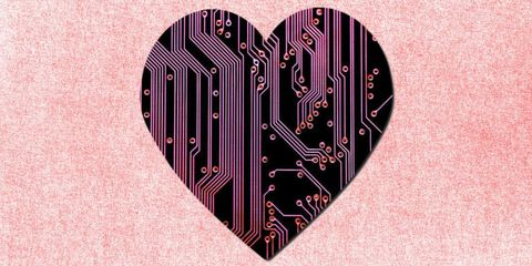 Red, Heart, Carmine, Maroon, Magenta, Love, Graphics,