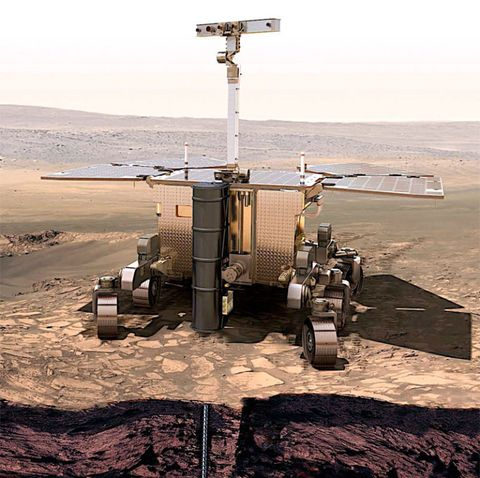 "<p>One of the reasons we think Lavochkin's moon missions might have to wait is because the company's involvement in the ExoMars 2018 project. ExoMars will be perhaps the most sophisticated attempt to answer a seemingly eternal question whether there is, or ever has been, life on Mars. Europe will supply a rover wielding a drill capable of penetrating up to two meters into the Martian soil. But it will be Lavochkin's job to gently take the rover through the riskiest phase of a parachute descent and rocket-propelled landing on Mars using a custom-built four-legged platform.</p><p><strong>Will it happen?</strong> Not counting the very first Soviet Mars-3 lander in 1971—which survived on the Martian surface for a few seconds and then fell silent, only to be rediscovered by satellites images in 2012—Russia has never quite succeeded at landing on Mars, <a href=""http://www.popularmechanics.com/space/moon-mars/a17407/mars-mission-failures/"">suffering through a string of failures and bad luck</a>. Still, ESA had no choice but to turn to Russia for this project after NASA suddenly (and some allege intentionally) withdrew from the joint project. Yet even with a free ride on the Russian Proton rocket, <a href=""http://www.popularmechanics.com/space/moon-mars/a17597/future-mars-timeline/"">ExoMars</a> faces serious technical and financial challenges. We wouldn't recommend betting a huge amount of money on its planned launch really going off in 2018. And because of the unforgivable orbital mechanics of missions to Mars, even a minor delay would mean a two-year wait until 2020.</p>"