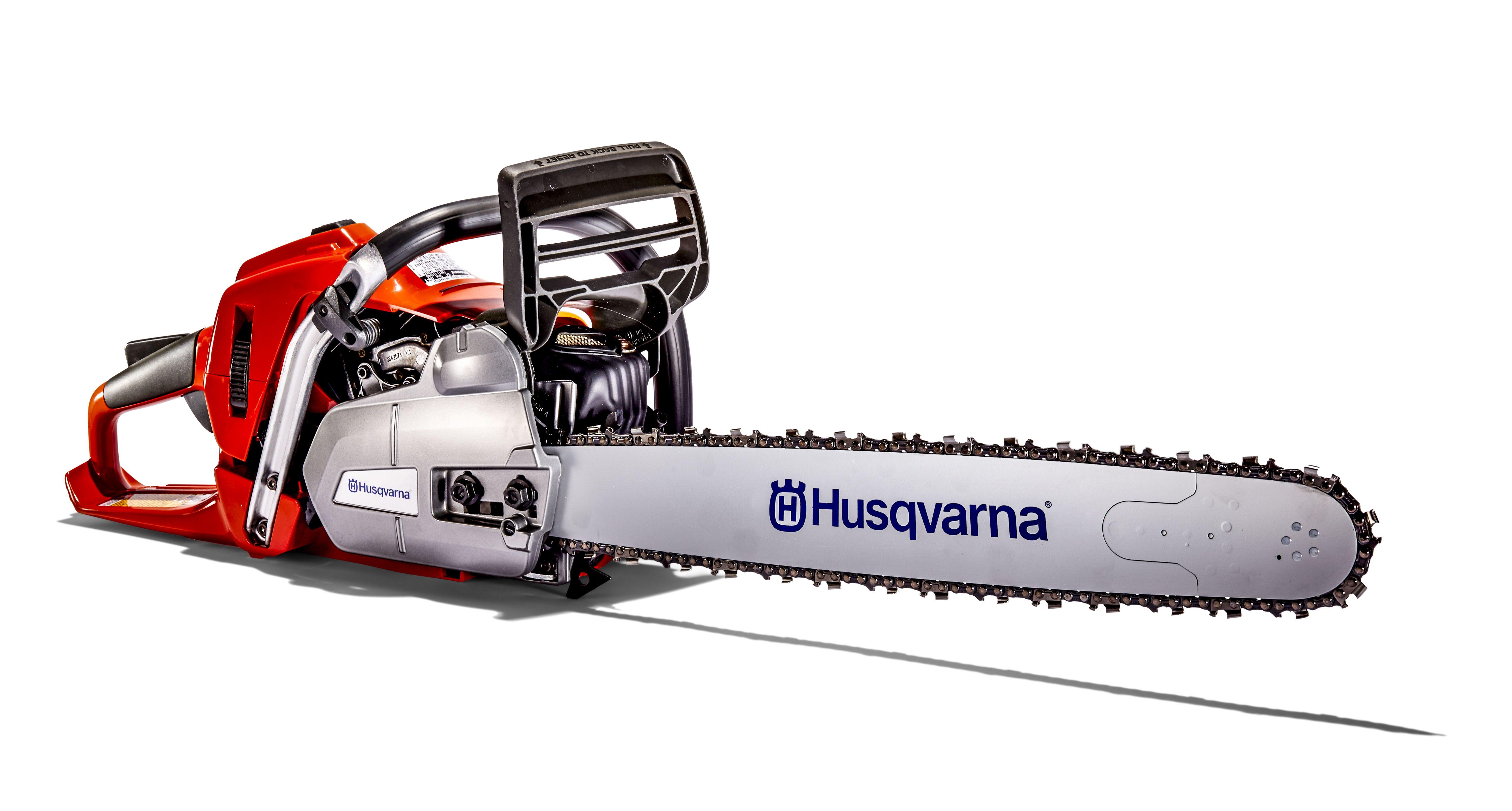 chainsaw reviews best chainsaws best gas chainsaw rh popularmechanics com Craftsman Chainsaw Manual Husqvarna Chainsaw Manual