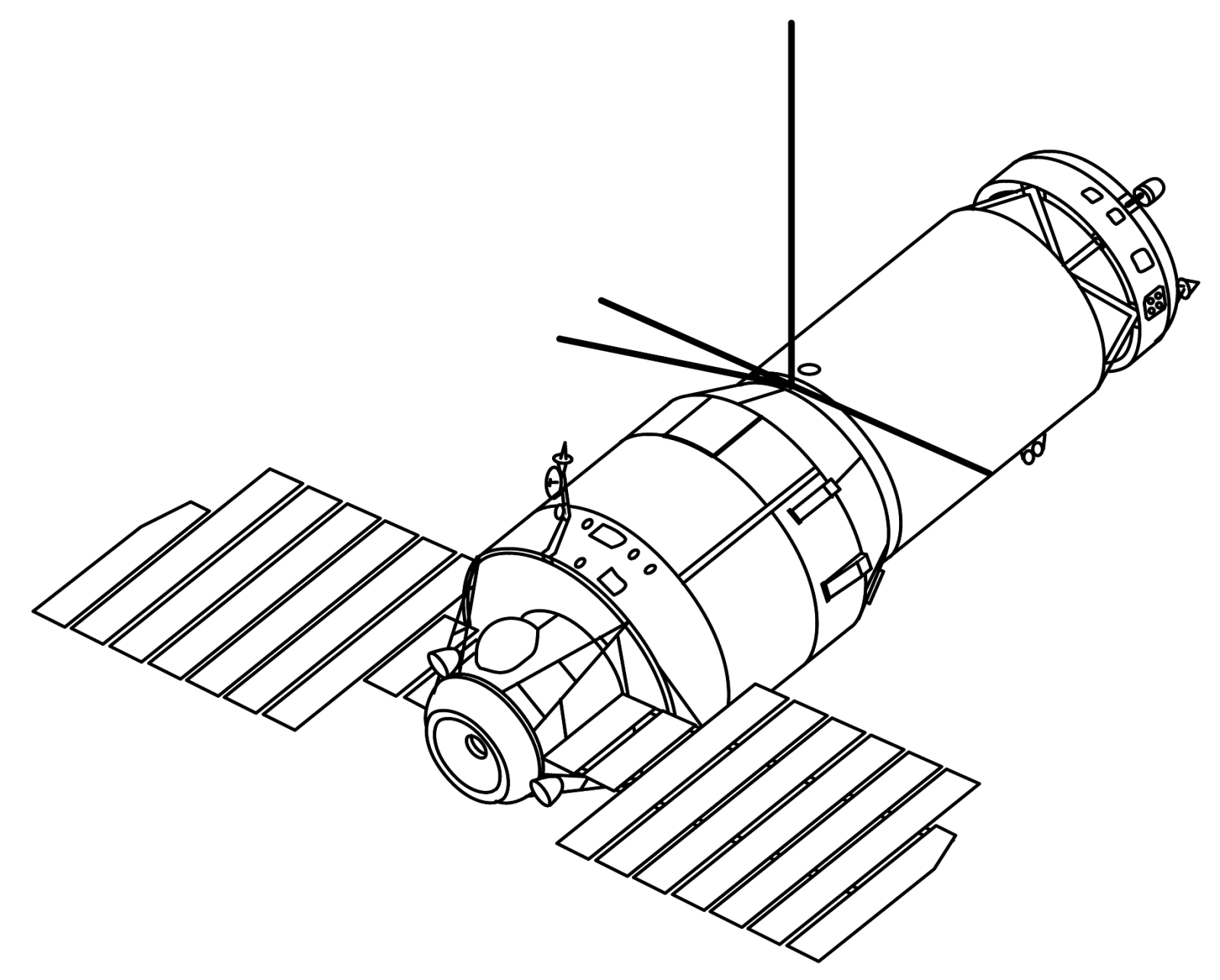 Here Is The Soviet Unions Secret Space Cannon
