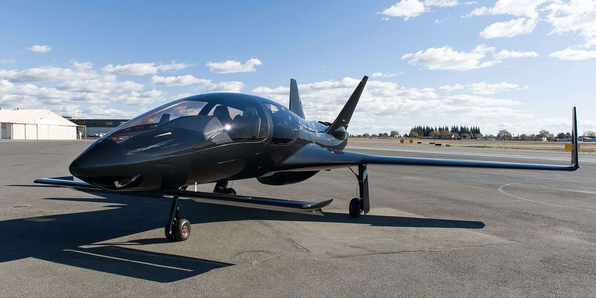 This Sleek Startup Airplane Is the Cobalt Co50 Valkyrie