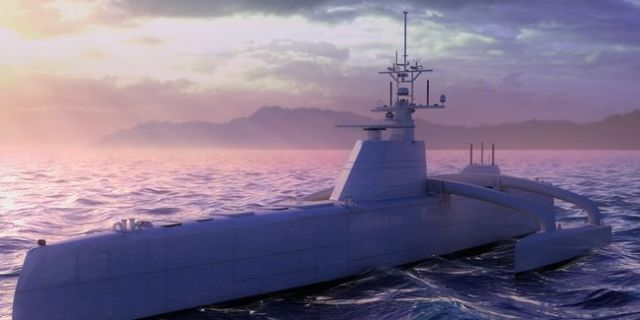 DARPA's Enormous Sub-Hunting Drone Ship Is Almost Ready To Sail