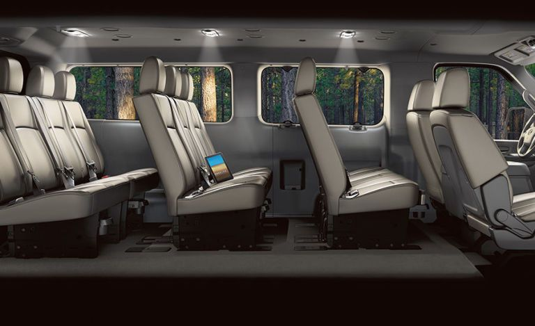 Nissan Nv Passenger >> 6 Vans Large Enough to Haul the Whole Team