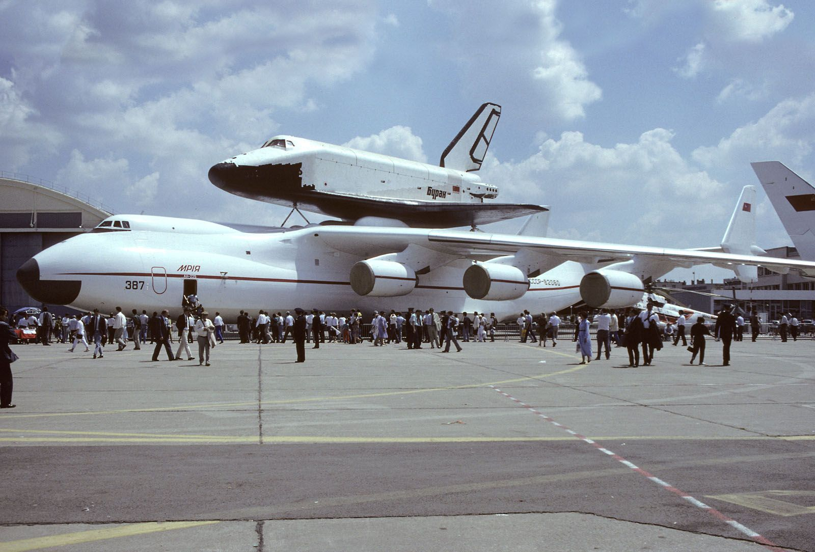 Did the Soviets Actually Build a Better Space Shuttle?