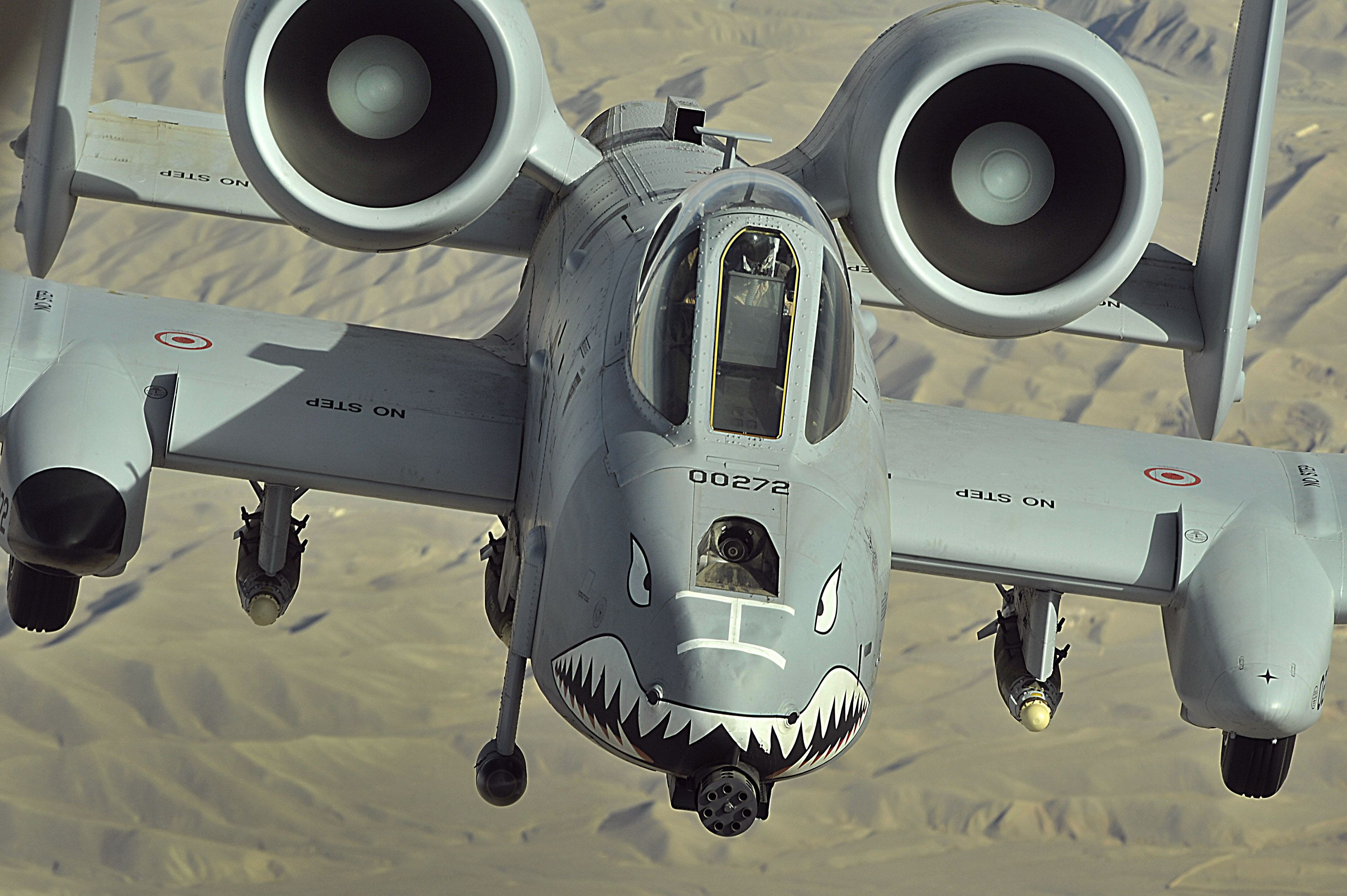 Why the A-10 Warthog Is Such a Badass Plane