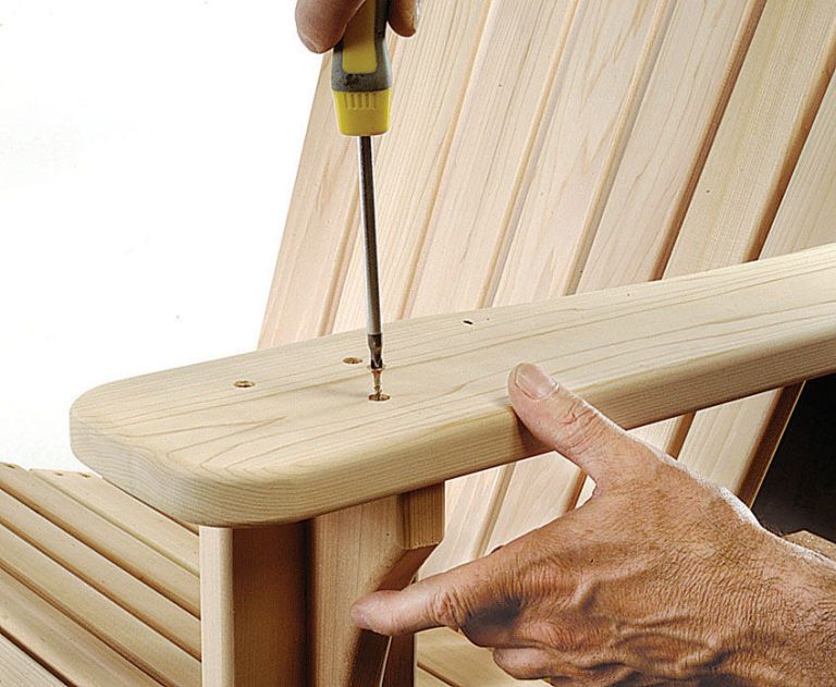 photo relating to Printable Adirondack Chair Plans named Simple Adirondack Chair Courses - How in direction of Create Adirondack Chairs