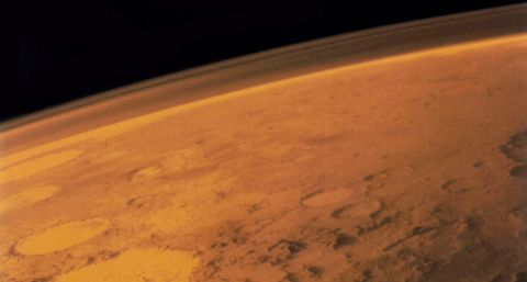 Yellow, Atmosphere, Astronomical object, Amber, Space, Outer space, Beige, Tan, Planet, Universe,