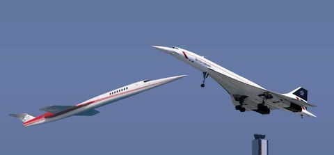 "<p>Throughout aviation history, only two aircraft have entered commercial service as supersonic transportations (SST). The first was the Soviet built Tupolev Tu-144. The Tu-144 made only 55 passenger flights in only one year of service, but continued hauling cargo through 1983, totaling just 102  flights. Concorde found much more success during its 27 years of commercial service, although only 20 were ever built, at a tremendous cost and with large government subsidies. Concorde eventually became profitable for a while when it found an elite customer base that was willing to pay a premium for the novelty of traveling on the world's fastest airliner. The economic downturn in the late 1990's combined with the Concrode's only crash in 2000 and rising maintenance cost on the aging fleet, finally led to its retirement following the very last flight in November of 2003.</p><p>Here are the top four problems for companies trying to revive supersonic transport:</p><p><strong>Sonic Boom</strong></p><p>One of the most obvious byproducts of supersonic flight is the loud boom. The shockwave that creates it is like an invisible boat wake that sounds like a loud clap to those on the ground and can even rattle and crack window panes. This has led to strict regulations governing allowable levels of sonic boom, and in 1973, supersonic flight over land in the United States was officially prohibited. Many people have tried to invent a wing or fuselage design that creates a ""quiet"" sonic boom. Another tactic to reduce how much the boom is heard on the ground is to fly at much higher altitudes. Unfortunately this solution leads to the next obstacle.</p><p><strong>Propulsion</strong></p><p>Most modern aircraft propulsion systems are air breathing, meaning they burn oxygen from the ambient air mixed with fuel. At the extreme altitudes required for practical supersonic flight, the air density would not be adequate to feed such an engine and still produce sufficient thrust to accelerate the aircraft beyond the speed of sound. This has lead many designers to look elsewhere for non-conventional propulsion like rocket engines and ramjets.</p><p><strong>Aerodynamics</strong></p><p>Supersonic planes would need to use the same airports as other aircraft. But a supersonic jet's need to be as slippery as possible often results in poor stability at slower speeds. SSTs need very fast takeoffs and landings that require an unusually long runway. This can severely limit where a supersonic plane can operate.</p><p><strong>Costs</strong></p><p>This all costs an extreme amount of money not only to develop but also to operate. Fewer routes due to sonic boom restrictions and airport runway limitation reduces the potential customer base. Add the exorbitant fuel costs and increased maintenance needed due to the extreme conditions, all of which make supersonic transportation cost prohibitive.</p>"