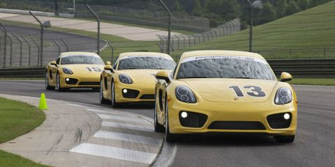 Porsche's Driving School Is the Best Way to Spend a Day
