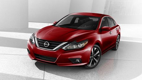 2016 Nissan Altima Base Price 22 500 Joins The Malibu And Optima As Midsized Sedans