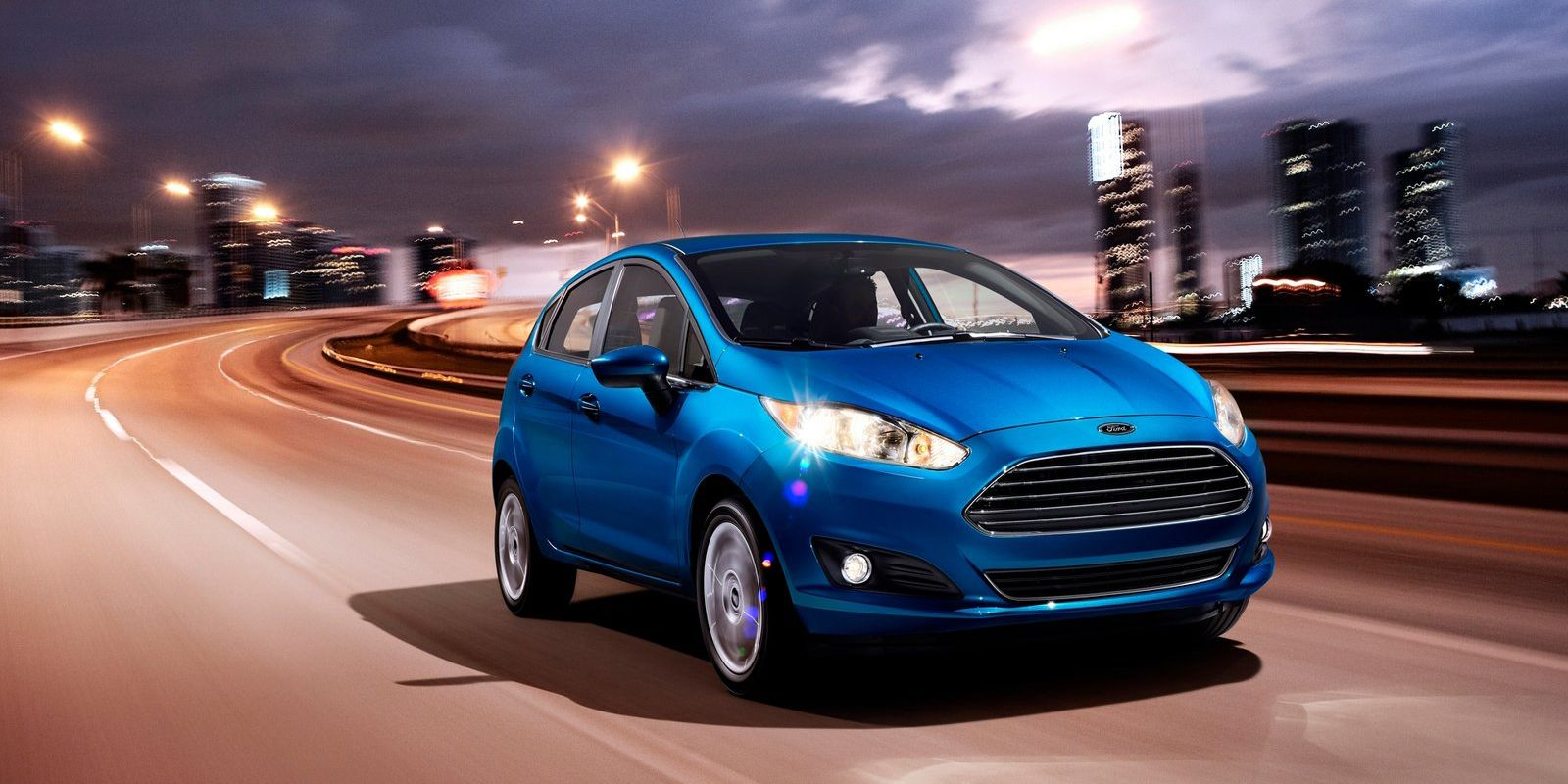 <p>The Fiesta is impressively fun to drive and a looker to boot. It's also damn well equipped and can be had with Ford's excellent 1.0 liter turbo three cylinder. And if you have some more money in the bank, you can get the excellent Fiesta ST hot hatch for less than $22000.</p>