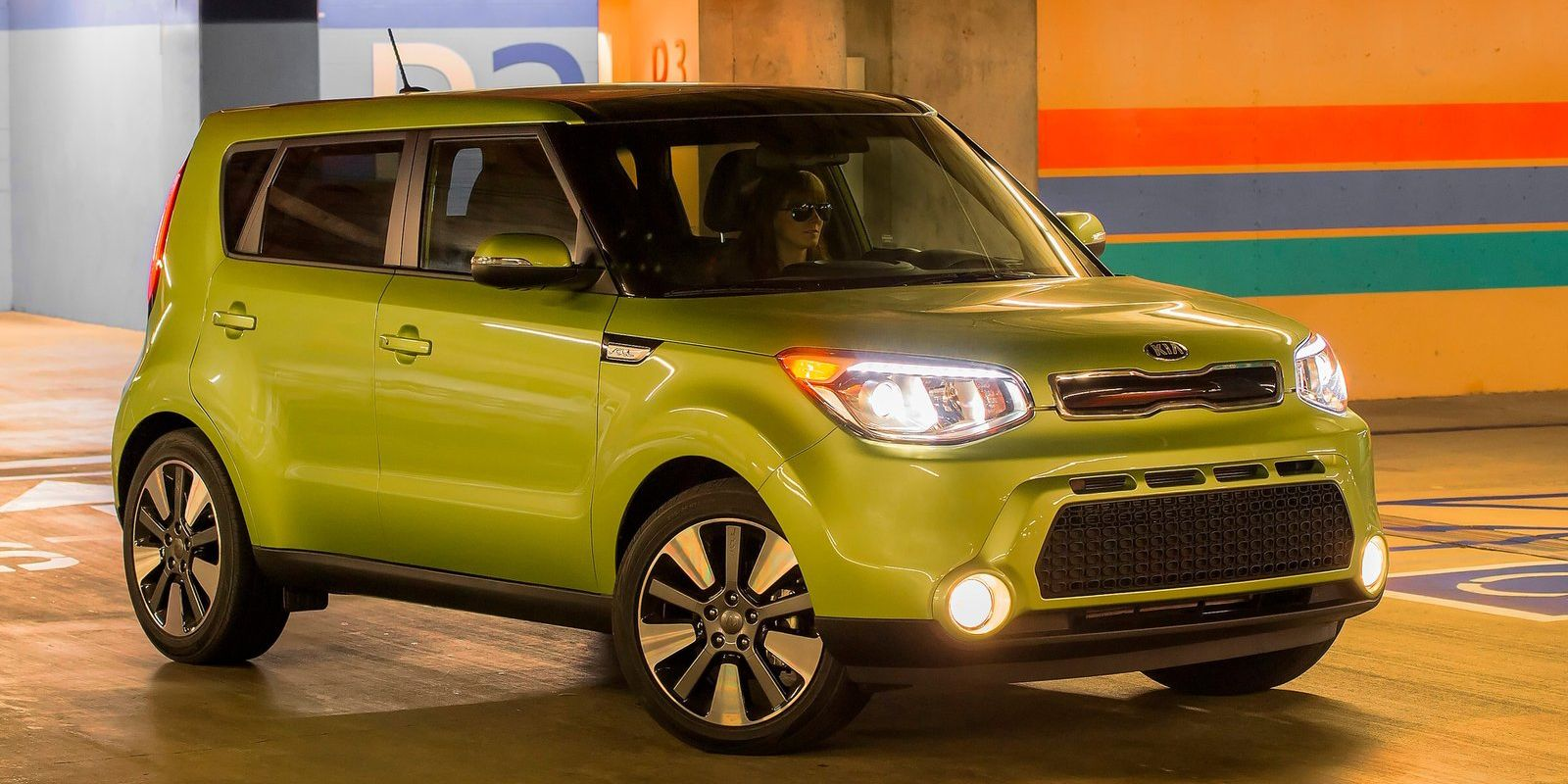 <p>The looks of Kia's funky family hauler may not be for everyone, but it's definitely a cool car that carry a lot of people and gear. The perfect car to do it all.</p>