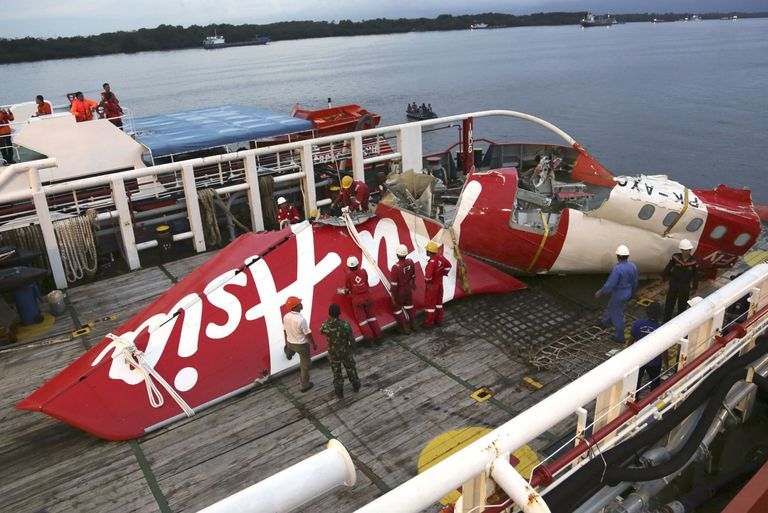 airasia crash 2014 crisis review Browse airline safety news, research and analysis from the  have played a role in the airasia crash  flight from a malaysian carrier to be lost in 2014.