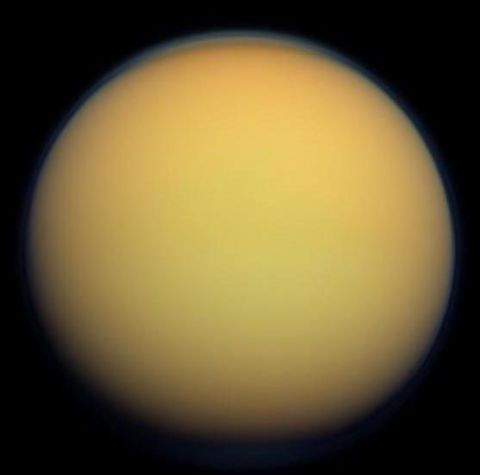 The Cloud on Titan That Shouldn't Exist