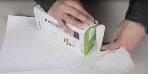 Finger, Hand, Nail, Wrist, Thumb, Box, Material property, Paper product, Paper, Packaging and labeling,