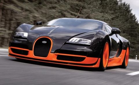 <p>This is a once-in-a-lifetime engineering unicorn, kind of like what would happen if the Apollo space program and Ferdinand Porsche somehow jointly got the <i>Titanic</i> pregnant. If that ain't interesting, we don't know what is. (2011 Bugatti Veyron 16.4 Super Sport pictured.)</p>